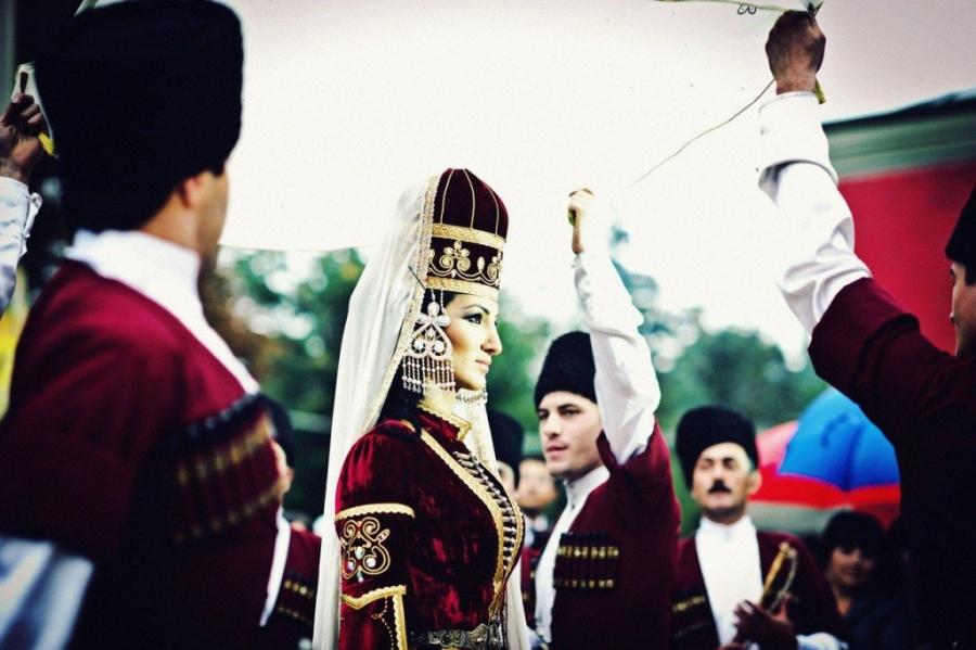 Кавказ цIыф лъэпкъхэм зэдагъэфедэрэ цIэхэр